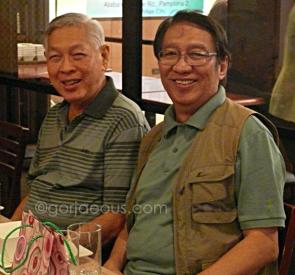 Tito Manny and Tito Pete