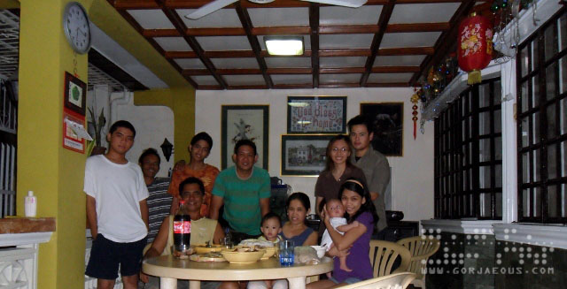 Tita Cobe's Birthday Celebration (20 December 2013)
