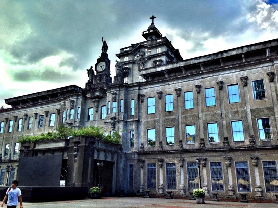 Main Building, University of Santo Tomas