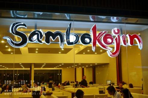 Sambo Kojin at SM Southmall
