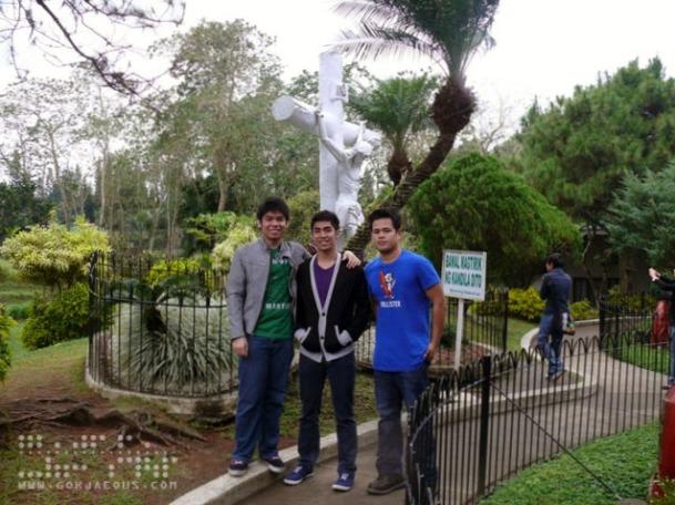 The Boys at Pink Sisters' Convent, Tagaytay City