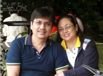 Dad and Mom