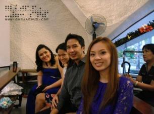 With Anj, Mafi, and Onat