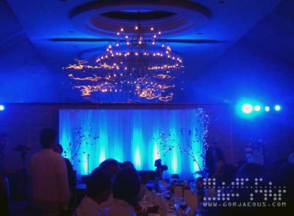 Reception Styling at Wack Wack Gold & Country Club