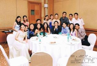 College Friends, Westin Philippine Plaza (now Sofitel Philippine Plaza)