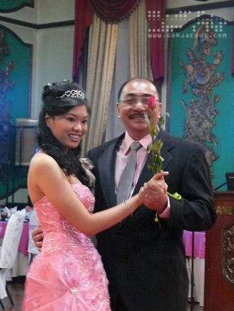 Father-Daughter Dance, The New Camelot Hotel