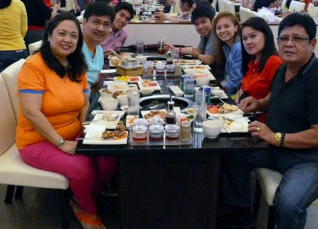 Mother's Day Lunch at Sambo Kojin, SM Southmall