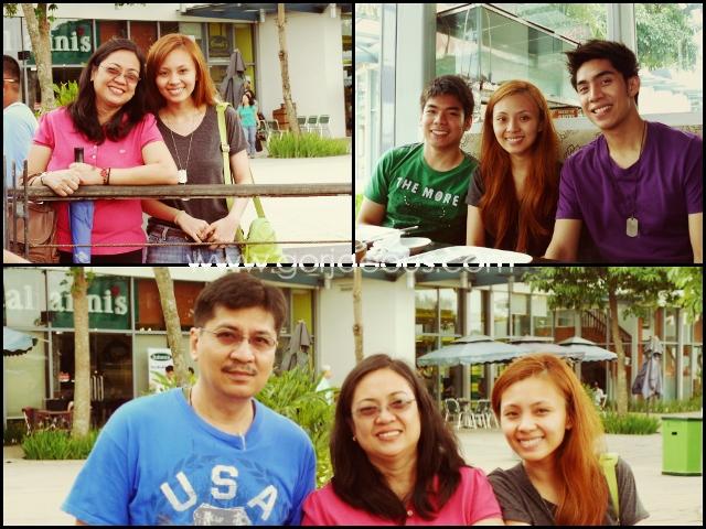 Family at Nuvali