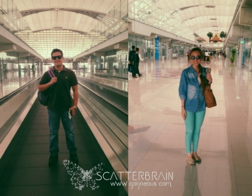 Touchdown: Bangkok | Suvarnabhumi International Airport