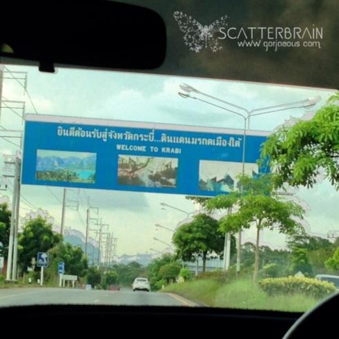 Welcome to Krabi