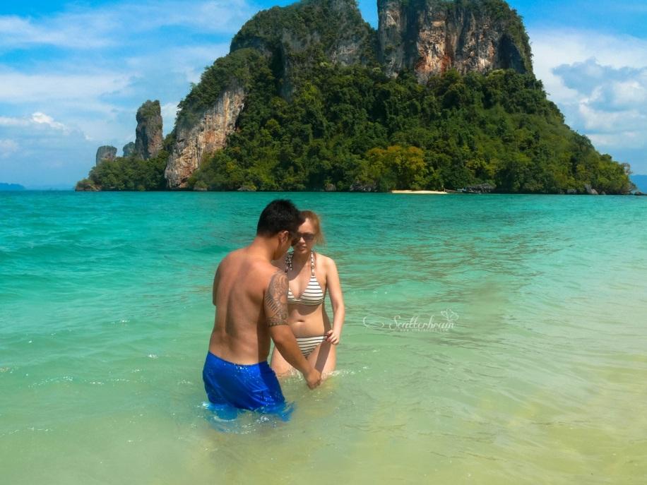 Lading Island (Paradise Island), Thailand