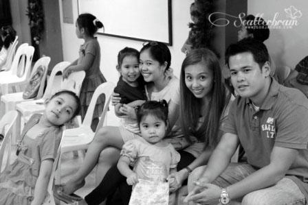 From left to right: Kassandra, Karissa, Sweet, Kristen, myself and Roan