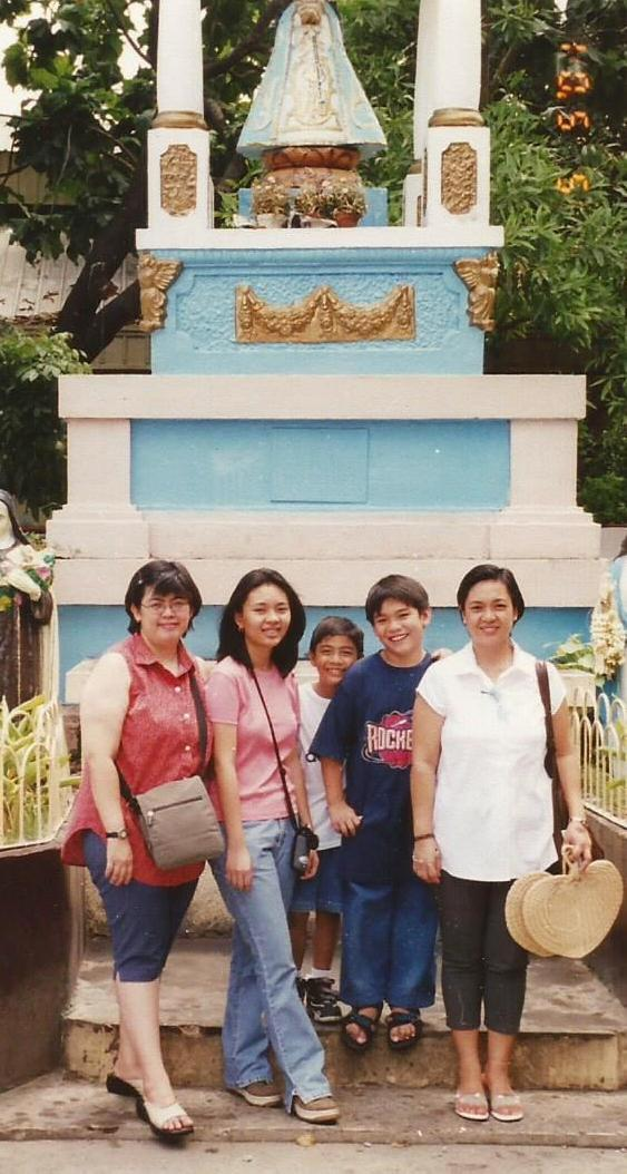 Our Lady of Peace and Good Voyage (circa 2000)