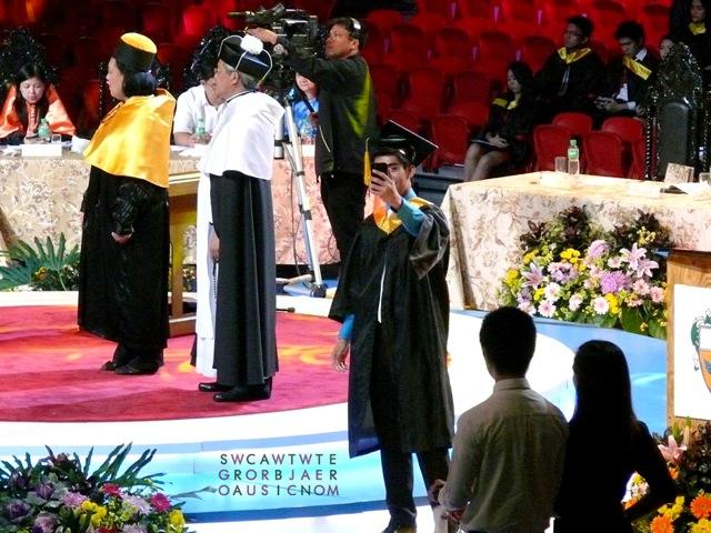 #GraduationSelfie