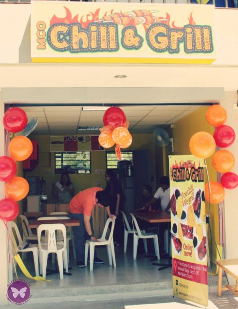 Welcome to MCO Chill & Grill!